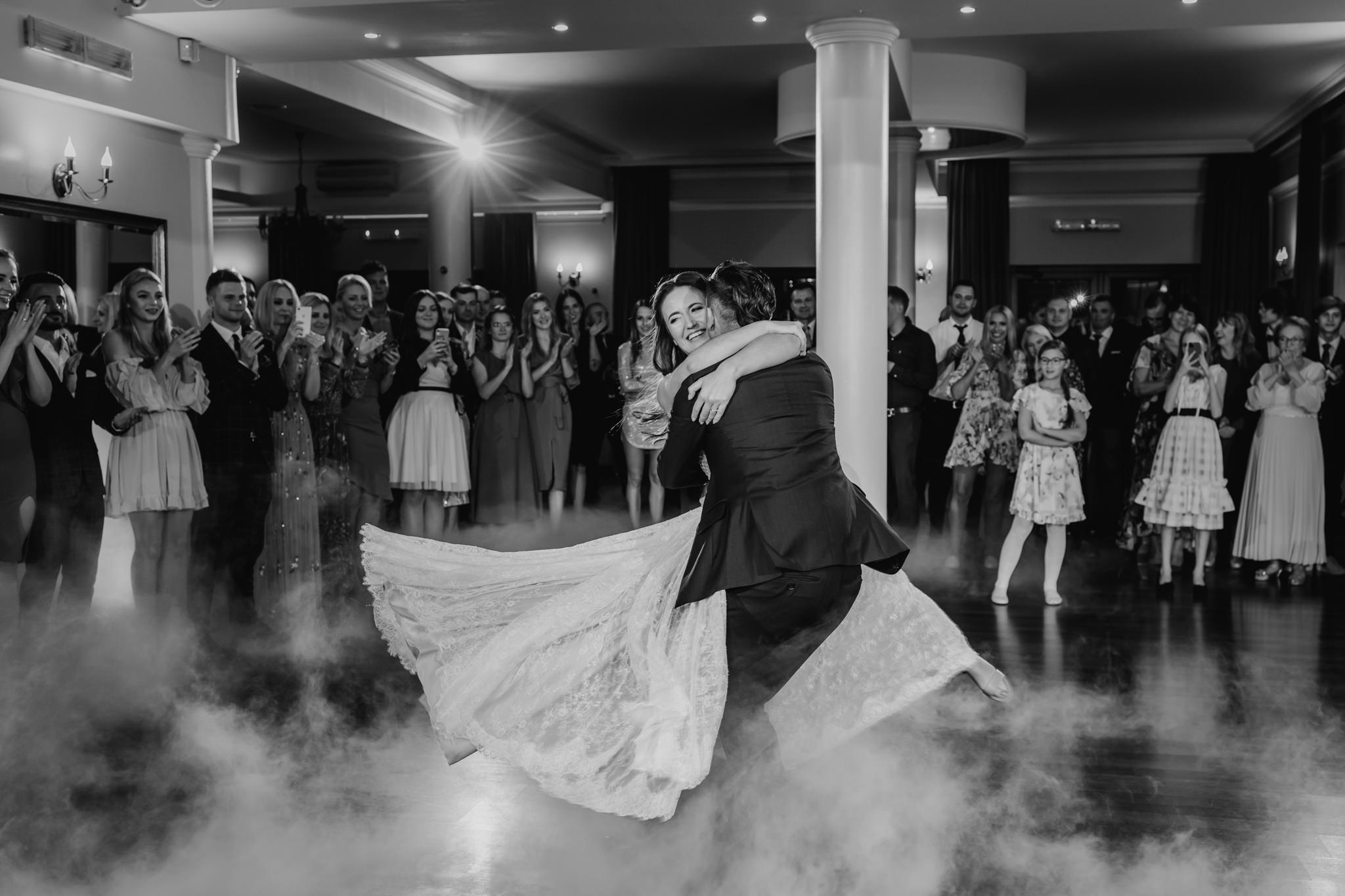 pierwsza taniec sala weselna magnacka