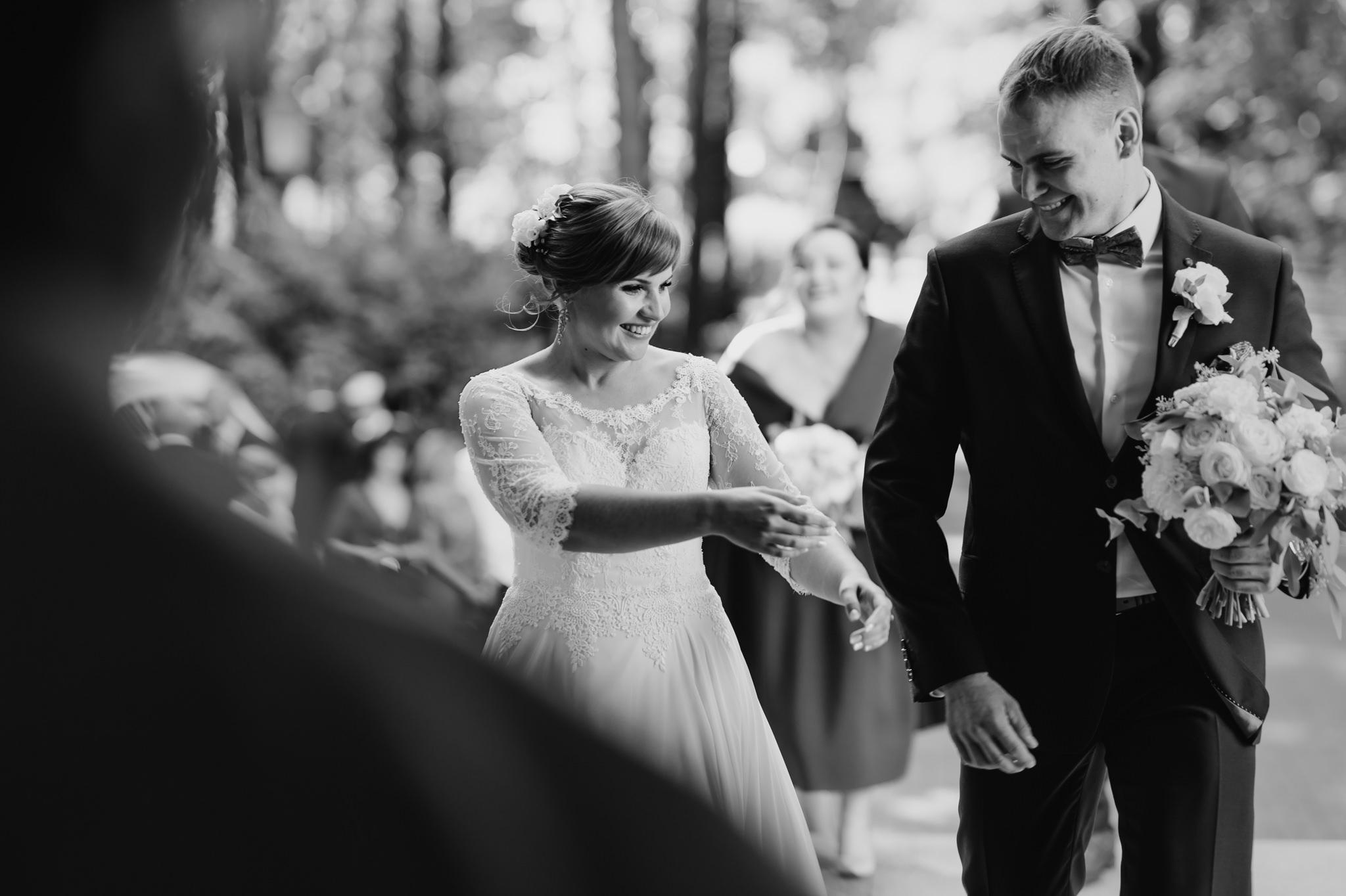 spóźniona para młoda na ślub
